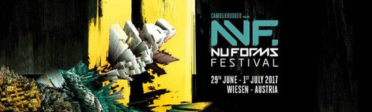 Nu Forms Festival 2017 Day 3 (Night) am 29.06.2017 @ Wiesen Festivalgelände