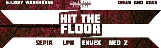 Hit the Floor #2 am 06.01.2017 @ Warehouse