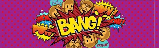 BANG! The new Friday am 06.01.2017 @ Lutz - Der Club