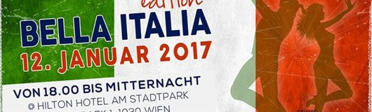 Workatonic - Bella Italia Edition - 12. Jänner 2017 am 12.01.2017 @ Hilton Vienna