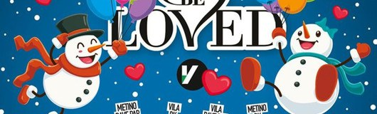 Be Loved every friday at Volksgarten am 20.01.2017 @ Volksgarten