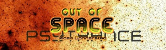 Out Of Space Psytrance Club  am 19.01.2017 @ Weberknecht