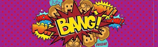 BANG - The Neeew Friday - Beerpong Special. am 20.01.2017 @ Lutz - Der Club