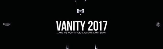 VANITY... we won't stop, cause we can't stop! am 21.01.2017 @ Passage