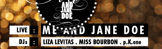 Me and Jane Doe LIVE am 21.01.2017 @ Fluc