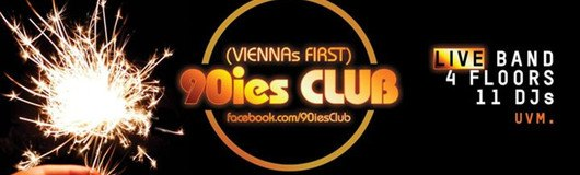 14 Jahre 90ies Club! am 11.11.2017 @ The Loft
