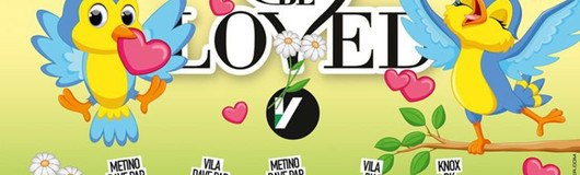 Be Loved every friday at Volksgarten am 24.03.2017 @ Volksgarten