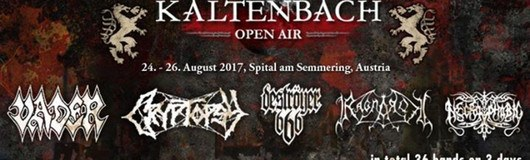 Kaltenbach Open Air 2017 am 24.08.2017 @ ​Kaltenbach Open Air