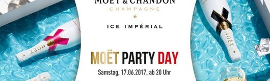 Moët Party Day 2017 am 17.06.2017 @ Volksgarten
