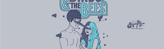 The Birds & The Bees with Buzz, Pezo Fox & Adam Brandis am 16.06.2017 @ Volksgarten Pavillon