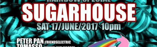 Sugarhouse :: Rainbow Special am 17.06.2017 @ Weberknecht