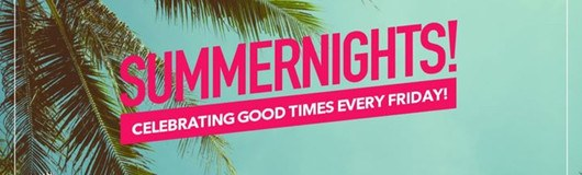 HAPPY #Summernights! am 23.06.2017 @ Passage