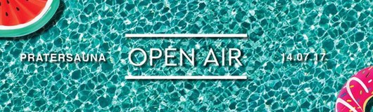 Open Air Pool Party by Melobass x Klangfabrik am 14.07.2017 @ Pratersauna