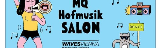 MQ Hofmusik Salon: Waves Vienna am 13.08.2017 @ Museumsquartier