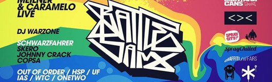 Battle Jam 2017 - Austrian Graffiti Competition am 06.08.2017 @ Grelle Forelle