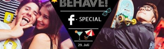 Behave! No Limit - 90's Love am 05.08.2017 @ U4