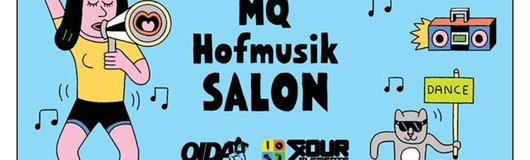 MQ Hofmusik Salon: Oida & Four Elements am 20.08.2017 @ Museumsquartier
