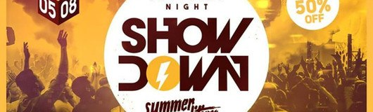 Showdown Summer Edition am 05.08.2017 @ Prater Dome
