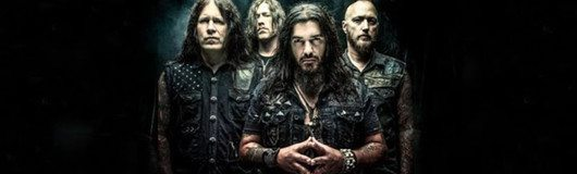 Machine Head presented by Mind Over Matter am 19.04.2018 @ Gasometer - Planet