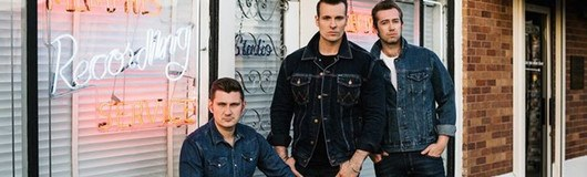 The Baseballs - The Sun Sessions Tour 2018 | Vienna am 13.04.2018 @ Gasometer - Planet