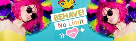 Behave! No Limit - 90's Love am 11.11.2017 @ U4