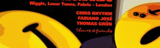 Thomas and friends - Extended w/ Eddie Richards am 09.12.2017 @ Sass Club