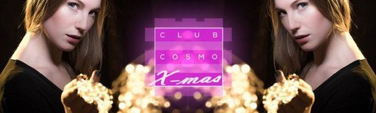 Club Cosmopolitan X-Mas Friday am 08.12.2017 @ Passage