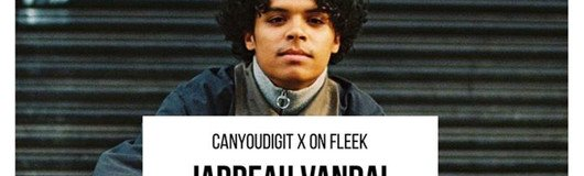 Canyoudigit x On Fleek w/ Jarreau Vandal (Soulection) am 09.12.2017 @ Fluc