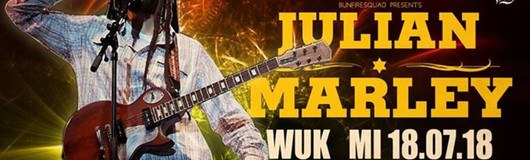 Julian Marley -  am 18.07.2018 @ Wuk