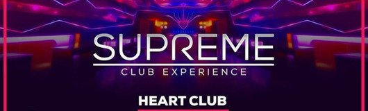 SUPREME » HEART CLUB am 21.04.2018 @ Heart Club