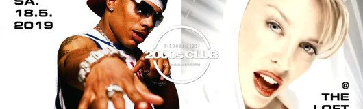 2000s Club mit HIPHOP.floor am 18.05.2019 @ The Loft