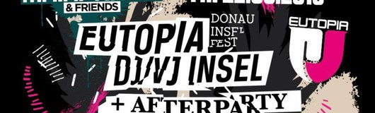 Mainframe&Friends - Eutopia Stage - Donauinselfest am 22.06.2018 @ Donauinsel