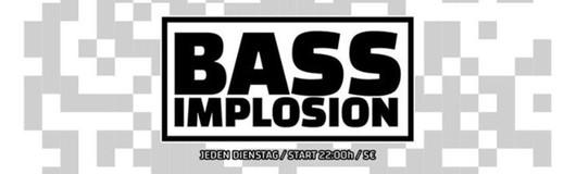 Bass Implosion 24.4. w/ Phlage b2b Wingz, Tenchu b2b Mr HighFi am 24.04.2018 @ Weberknecht
