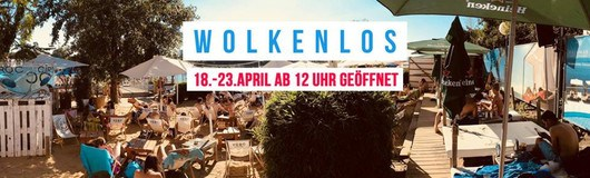 Wolkenlos am 22.04.2018 @ Vienna City Beach Club