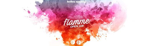 Flamme. Open Air. Heißes Opening am 14.06.2018 @ Pratersauna