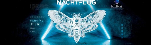 Nachtflug w/Sugarstarr(D) _SA 16/06/18 _VCBC am 16.06.2018 @ Vienna City Beach Club