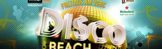 Disco Beach ♛ Freitags im Juni 2018 ♛ VCBC am 15.06.2018 @ Vienna City Beach Club