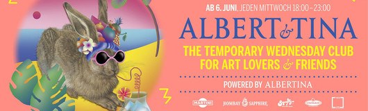 Albert & Tina 2018 am 18.07.2018 @ Albertina Museum