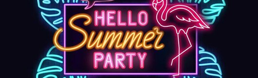 miss HELLO Summer PARTY am 20.06.2018 @ Volksgarten