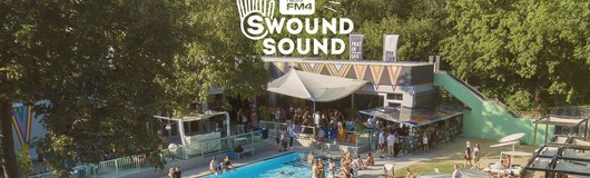 FM4 Swound Sound w/ Makossa & Sugar B + friends am 13.06.2018 @ Pratersauna