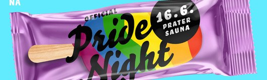 Official PRIDE NIGHT Vienna • Malefiz / PiNKED / GenderCrash am 16.06.2018 @ Pratersauna