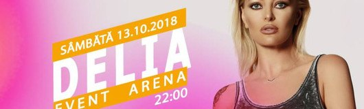 Delia in Viena am 13.10.2018 @ Event Arena Vösendorf