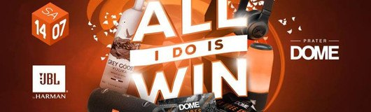 All i do is WIN! am 14.07.2018 @ Praterdome