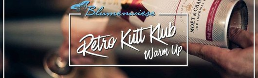 RETRO Warm-Up in der Blumenwiese ♡ am 19.07.2018 @ Blumenwiese