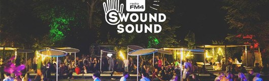 FM4 Swound Sound w/ Scheibosan, Ksawa & Smoove am 18.07.2018 @ Pratersauna