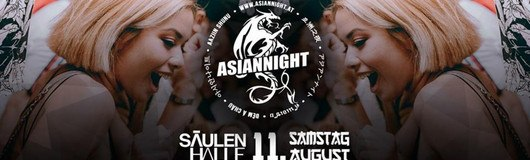 ASIANNIGHT  am 11.08.2018 @  Säulenhalle