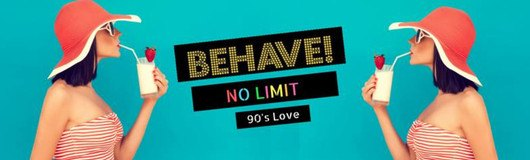 Behave! No Limit - 90's Love am 11.08.2018 @ U4