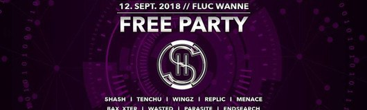 Highscore - Free Party! am 12.09.2018 @ Fluc Wanne