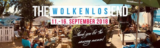 Wolkenlos 2018 -the end- VCBC am 12.09.2018 @ Vienna City Beach Club