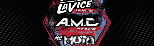 ​ THE HIVE presents Rene LaVice, A.M.C & MC Mota am 13.10.2018 @ Flex